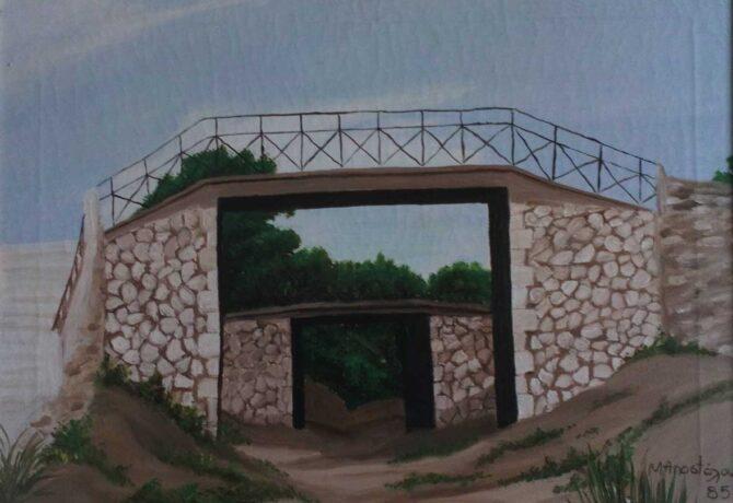 """ΑΠΟΣΤΟΛΟΥ ΜΑΡΙΑ - """"ΛΑΥΡΙΟ-ΓΕΦΥΡΑ ΣΙΔΗΡΟΔΡΟΜΟΥ"""" (1985)"""