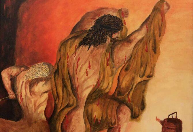 """ΒΟΥΡΛΑΚΟΣ ΝΙΚΟΣ - """"ΘΑΝΑΤΟΣ ΗΡΑΚΛΕΟΥΣ – ΣΤΟΑ 69"""" (ΛΑΥΡΙΟ, 1993)"""